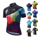 Load image into Gallery viewer, Cycling Jersey Men Mountain Bike Clothing Bikewest.com