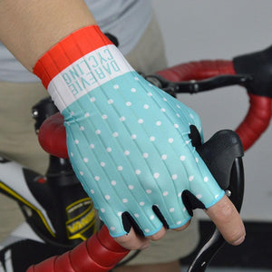 Darevie Cycling Gloves Pro Light Soft Breathable Cool Dry Half Finger Cycling Bikewest.com