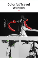 Load image into Gallery viewer, Electric Cycling Bell 110 dB Horn Rainproof MTB Bicycle Handlebar Silica Gel Shell Ring Bike Bell Bicycle Accessories Bikewest.com