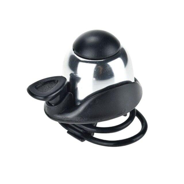 Electric Scooter Bell for Nextdrive M365 Ninebot ES1 ES2 ES3 Universal Horn Bikewest.com silver