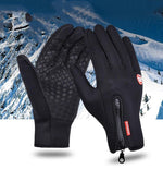 Load image into Gallery viewer, Gloves Anti Slip Windproof Thermal Warm Touchscreen Bikewest.com