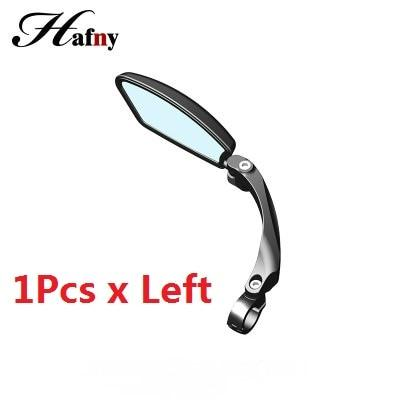Hafny Bicycle Rearview Mirrors 360° Rotatable Bikewest.com Left HF-MR080L