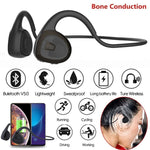 Load image into Gallery viewer, Headphones Bluetooth 5.0 Bone Conduction Headsets Bikewest.com