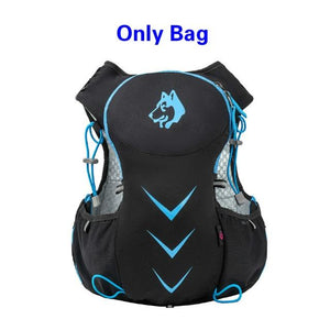 Jungle King 5L Marathon Hydration Vest Pack for 1.5L Water Bag Bikewest.com Blue Only Bag