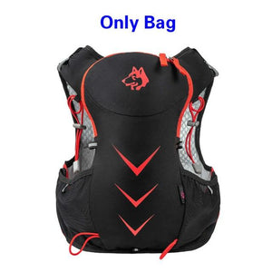 Jungle King 5L Marathon Hydration Vest Pack for 1.5L Water Bag Bikewest.com Red Only Bag