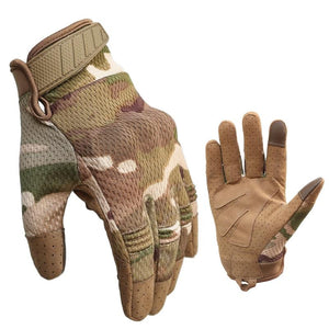 Men Riding Gloves Cycling Bike Full Finger Bikewest.com