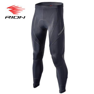 MTB Mountain Bike Downhill Autumn Cycling Long Padded Bicycle Tights Bikewest.com