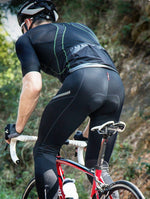 Load image into Gallery viewer, MTB Mountain Bike Downhill Autumn Cycling Long Padded Bicycle Tights Bikewest.com
