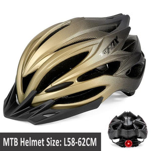 MTB Road Cycling Helmets Ultralight Bikewest.com 005-8261 3 l56-60CM