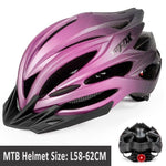 Load image into Gallery viewer, MTB Road Cycling Helmets Ultralight Bikewest.com 005-8261 4 l56-60CM