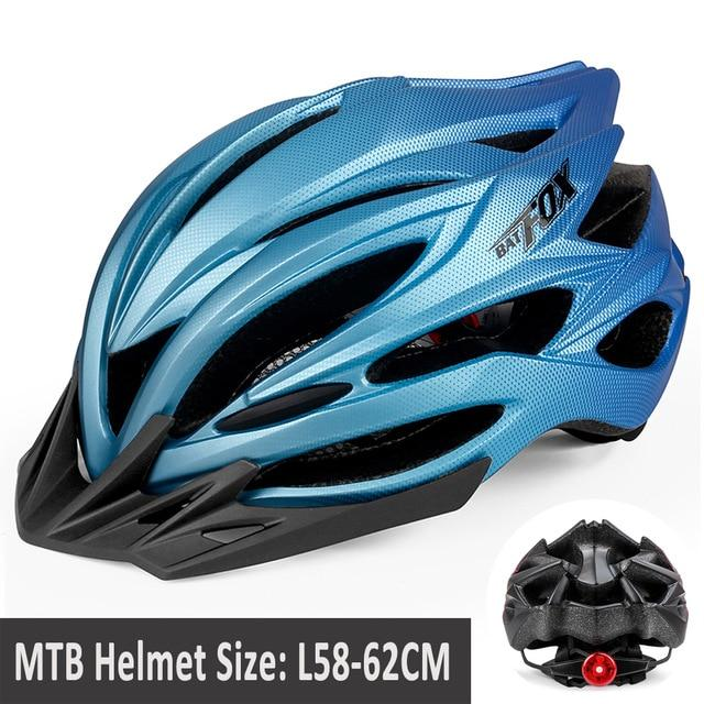 MTB Road Cycling Helmets Ultralight Bikewest.com 005-8261 5 l56-60CM