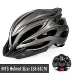 Load image into Gallery viewer, MTB Road Cycling Helmets Ultralight Bikewest.com 005-8261 l56-60CM