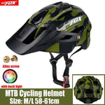 Load image into Gallery viewer, MTB Road Cycling Helmets Ultralight Bikewest.com 279-Army green l56-60CM