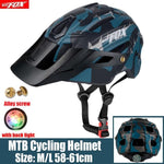 Load image into Gallery viewer, MTB Road Cycling Helmets Ultralight Bikewest.com 279-blue l56-60CM