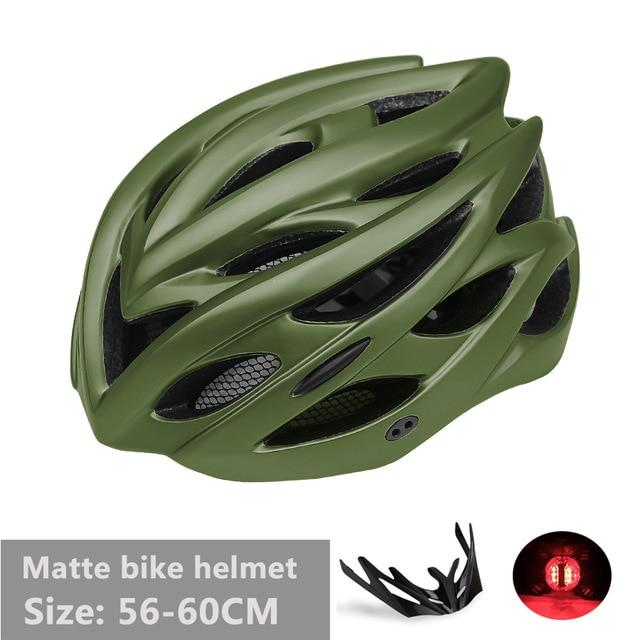 MTB Road Cycling Helmets Ultralight Bikewest.com 652-2 2 l56-60CM