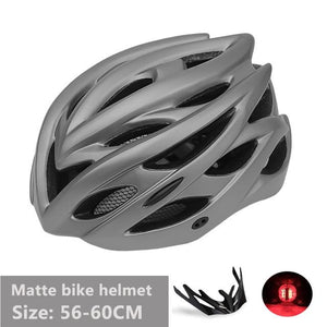 MTB Road Cycling Helmets Ultralight Bikewest.com 652-2 l56-60CM