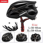 Load image into Gallery viewer, MTB Road Cycling Helmets Ultralight Bikewest.com A-629-black l56-60CM