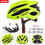 Load image into Gallery viewer, MTB Road Cycling Helmets Ultralight Bikewest.com A-629-green l56-60CM