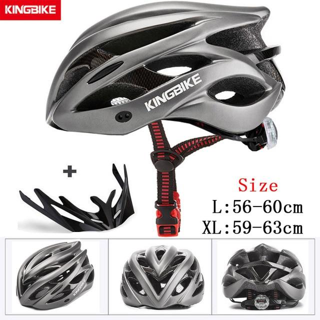 MTB Road Cycling Helmets Ultralight Bikewest.com A-629-titan l56-60CM
