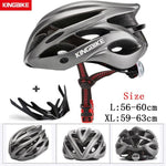 Load image into Gallery viewer, MTB Road Cycling Helmets Ultralight Bikewest.com A-629-titan l56-60CM