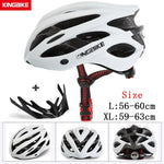 Load image into Gallery viewer, MTB Road Cycling Helmets Ultralight Bikewest.com A-629-white l56-60CM