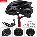 Load image into Gallery viewer, MTB Road Cycling Helmets Ultralight Bikewest.com A-652-black l56-60CM