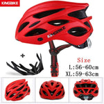 Load image into Gallery viewer, MTB Road Cycling Helmets Ultralight Bikewest.com A-652-red l56-60CM