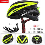 Load image into Gallery viewer, MTB Road Cycling Helmets Ultralight Bikewest.com A-872-green l56-60CM