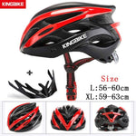 Load image into Gallery viewer, MTB Road Cycling Helmets Ultralight Bikewest.com A-872-red l56-60CM