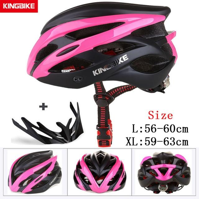 MTB Road Cycling Helmets Ultralight Bikewest.com A-872-rose pink l56-60CM