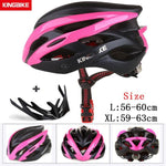 Load image into Gallery viewer, MTB Road Cycling Helmets Ultralight Bikewest.com A-872-rose pink l56-60CM