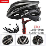 Load image into Gallery viewer, MTB Road Cycling Helmets Ultralight Bikewest.com A-872-titan l56-60CM