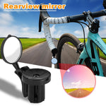 Load image into Gallery viewer, New Bike Mirror Bicycle Back Mirror Bikewest.com