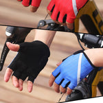 Load image into Gallery viewer, New Cycling Gloves Highly Reflective with Anti Slip Socks Bikewest.com