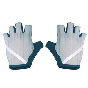 New Cycling Gloves Highly Reflective with Anti Slip Socks Bikewest.com Gloves Gray XL