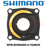 Load image into Gallery viewer, Power Meter Spider powermeter bicycle Crank spider Bikewest.com M-Shimano-104