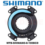 Load image into Gallery viewer, Power Meter Spider powermeter bicycle Crank spider Bikewest.com M-Shimano-8-100