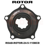 Load image into Gallery viewer, Power Meter Spider powermeter bicycle Crank spider Bikewest.com R-Rotor-24-5-110