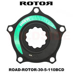 Load image into Gallery viewer, Power Meter Spider powermeter bicycle Crank spider Bikewest.com R-Rotor-30-5-110