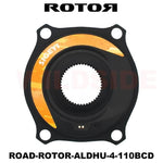 Load image into Gallery viewer, Power Meter Spider powermeter bicycle Crank spider Bikewest.com R-Rotor-Aldhu-4-110