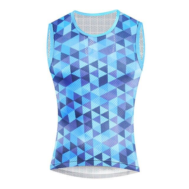 Pro Quick Dry Cycling Base Layer Bikewest.com Blue S