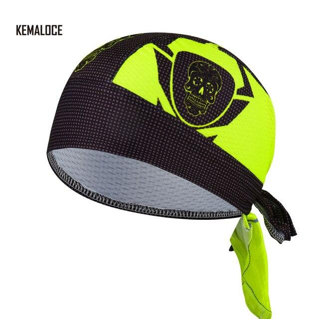 Protection Team Men Summer Full Sublimation Cycling Cap Bikewest.com KEMALOCE-CB-003