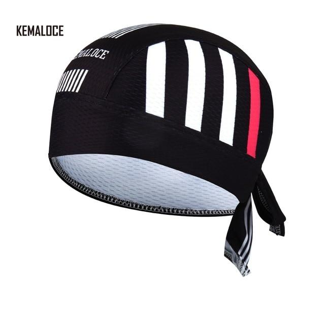 Protection Team Men Summer Full Sublimation Cycling Cap Bikewest.com KEMALOCE-CB-011