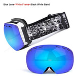 Load image into Gallery viewer, Ski Goggles UV400 Protection Snowboard Eyewear Anti-fog Big Bikewest.com KT17-0001-12 China
