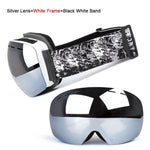 Load image into Gallery viewer, Ski Goggles UV400 Protection Snowboard Eyewear Anti-fog Big Bikewest.com KT17-0001-13 China