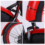 Snowmobile Bicycle fender Bikewest.com