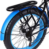 Snowmobile Bicycle fender Bikewest.com blue China