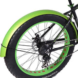 Snowmobile Bicycle fender Bikewest.com green China