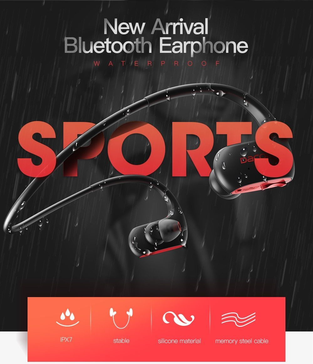 Sports Bluetooth Headphones Bikewest.com