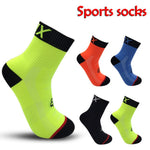 Load image into Gallery viewer, Sports New Cycling Socks Top Quality Bikewest.com